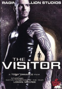 The Visitor DVD (S)