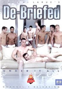 De-Briefed DVD - Front