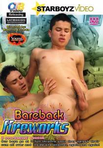 Bareback Fireworks DVD - Front