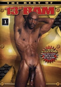 "The Best of 13"" Bam DVD - Front"