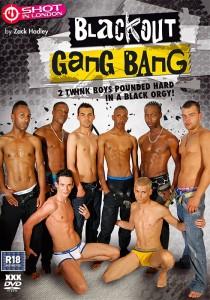 Blackout Gangbang DVD