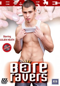 Bare Ravers DVD - Front