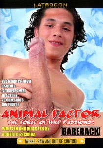 Animal Factor DVD (NC)