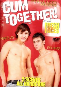 Cum Together DVD - Front