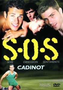 S.O.S DVD - Front