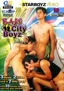 Bare City Boyz DVD (NC)