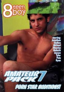 Amateur Pack 7 DVD