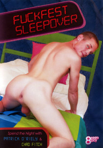 Fuckfest Sleepover DVD (S)