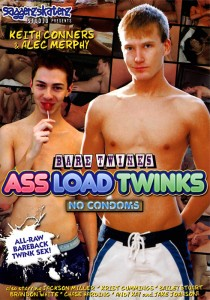 Ass Load Twinks DVD (NC)