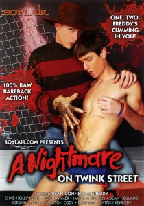 A Nightmare on Twink Street DVD (NC)
