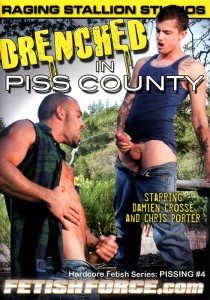 Drenched in Piss County DVD (S)