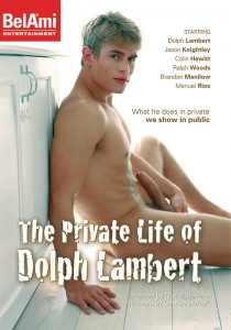 The Private Life of Dolph Lambert DVD - Front