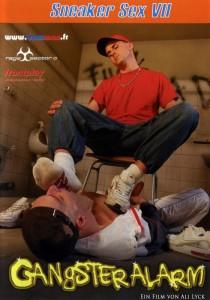 Sneaker Sex VII: Gangster Alarm DVD