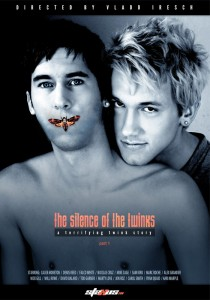 The Silence of the Twinks part 1 DVD (NC)