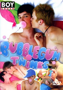 Bubblegum Twinks DVD (NC)