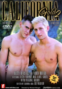 California Gold 2 DVD