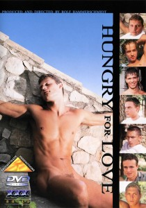Hungry for Love (Triumvirate) DVD - Front