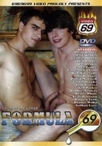Formula 69 DVD - Front