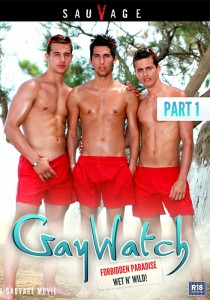 Gaywatch Part 1 DVD (NC)