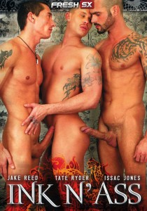 Ink N' Ass DVD - Front