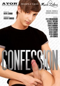 Confession DVD - Front