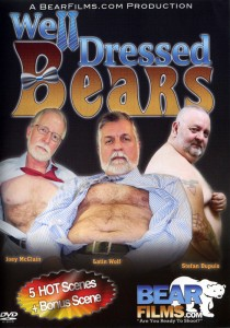 Well Dressed Bears DVD