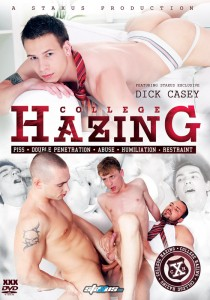 College Hazing DVD (NC)