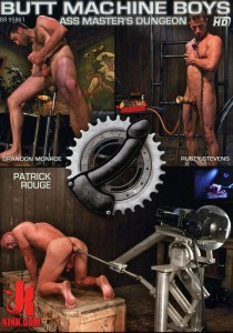 Butt Machine Boys 10 DVD (S)