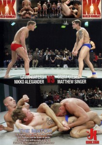 Naked Kombat 3 DVD (S)