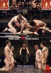Naked Kombat 4 DVD (S)