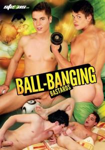 Ball-Banging Bastards DVD (NC)