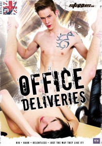 Office Deliveries DVD (NC)