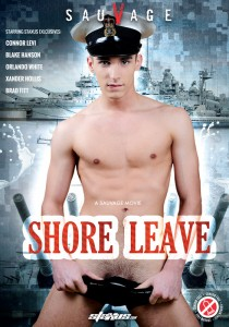 Shore Leave DVD (NC)