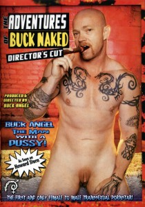 The Adventures of Buck Naked DVD