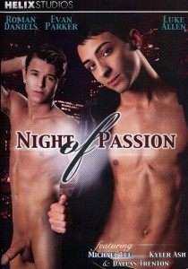 Night of Passion DVD