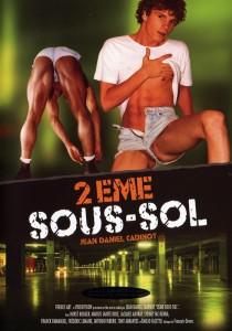 Deuxieme Sous Sol DVD - Front