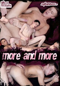 More And More (Staxus) DVD