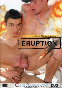 Eruption! DVD - Front