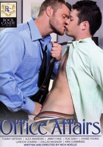 Office Affairs (Rock Candy) DVD (S)