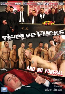 Twelve Fucks And No Funeral DVD - Front