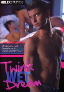 Twink Wet Dream DVD