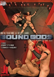 Bound Gods 35 DVD (S)
