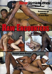 Raw Encounters DVD (S)