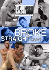 Broke Straight Guys DVD