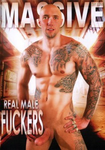 Real Male Fuckers DVD