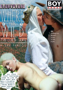 Where The Wild Twinks Are: A XXX Parody DVD (NC)