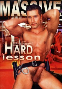 Hard Lesson DVD - Front