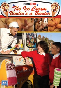 The Ice Cream Vender's A Bender DVD
