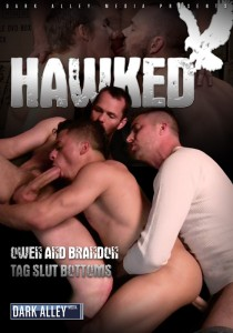 Hawked DVD (NC)