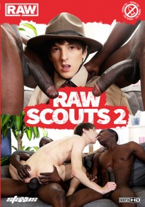 Raw Scouts 2 DVD - Front